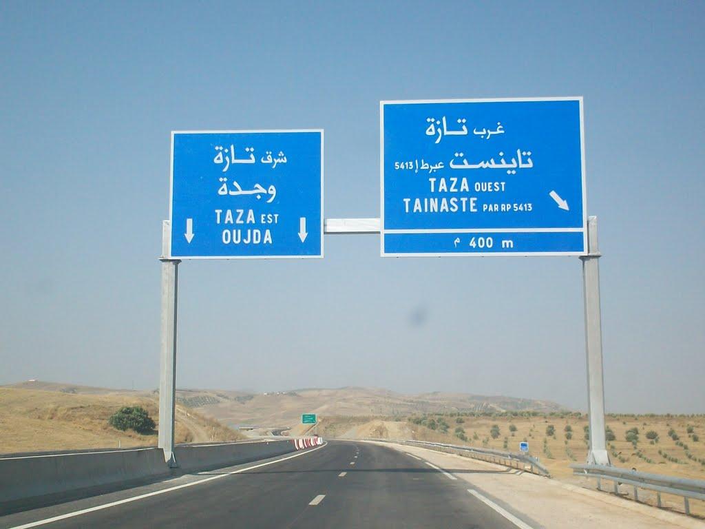 Autoroute Fès-Oujda