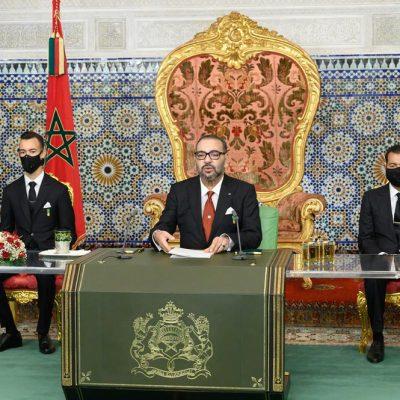 Sa Majesté le Roi Mohammed VI, Que Dieu L'assiste, a adressé jeudi soir un discours à la Nation à l'occasion du 67-ème anniversaire de la Révolution du Roi et du Peuple.
