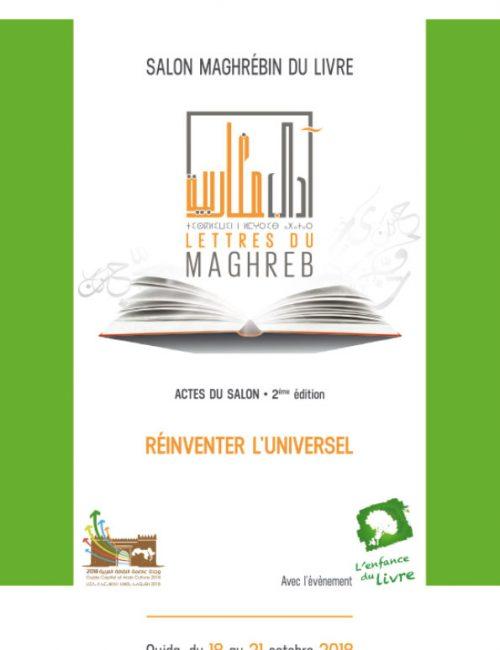 Livre des actes du Salon Maghrébin du Livre 2018 – VF