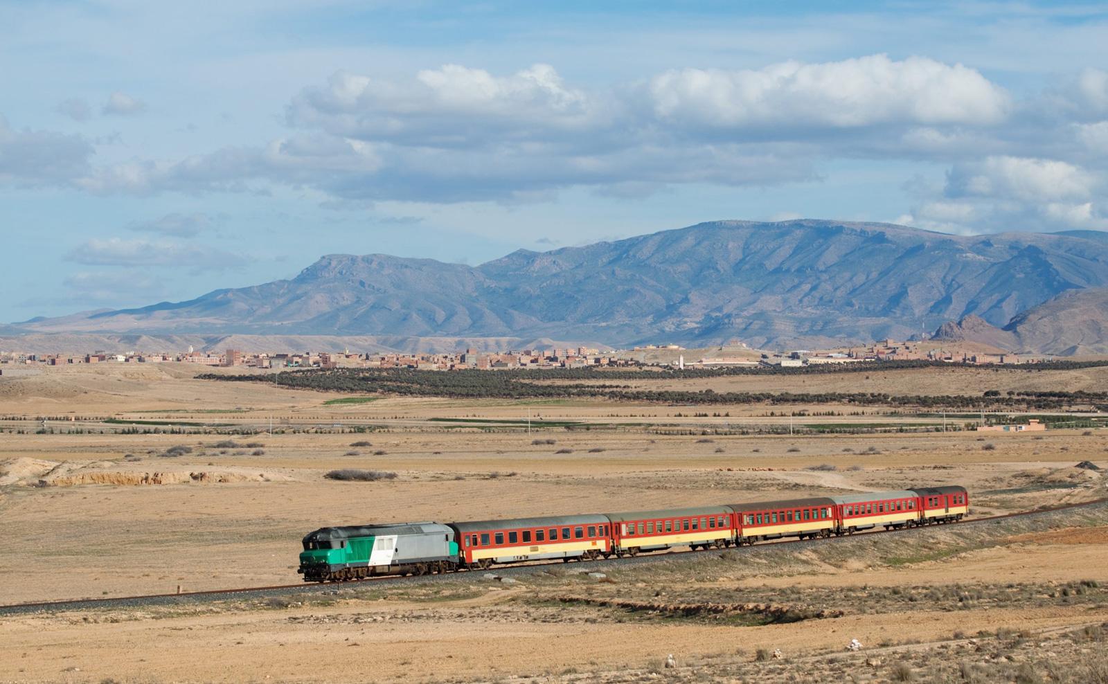 Ligne ferroviaire Taourirt – Nador
