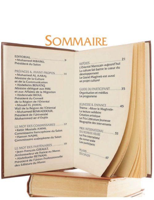 Catalogue Lettre du Maghreb 2017 version française