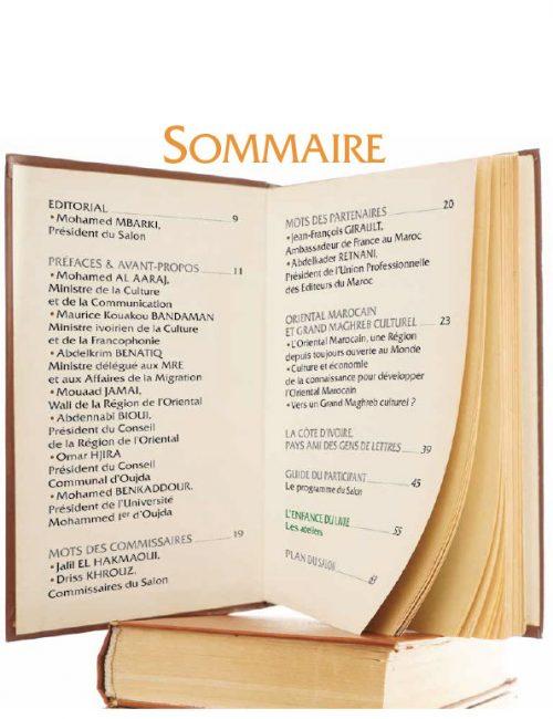 Catalogue Lettre du Maghreb 2018 version Française