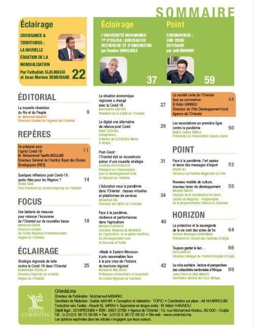 Revue N°23 : Arrêter le virus & relancer l'économie VF
