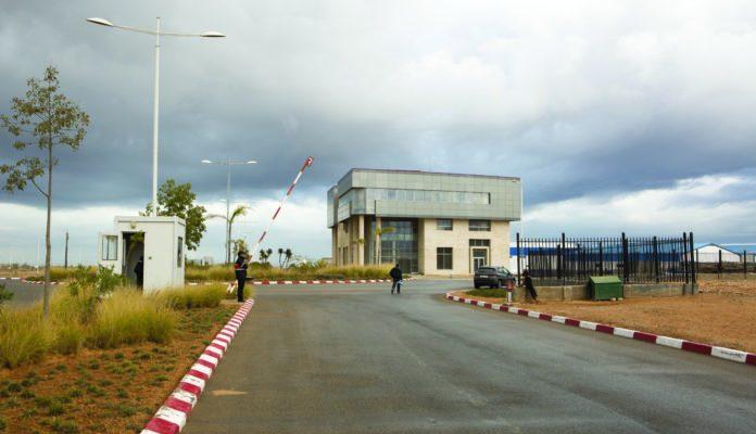 Parc industriel de Selouane