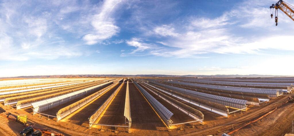 Jerada : L'emplacement de la future station solaire se précise