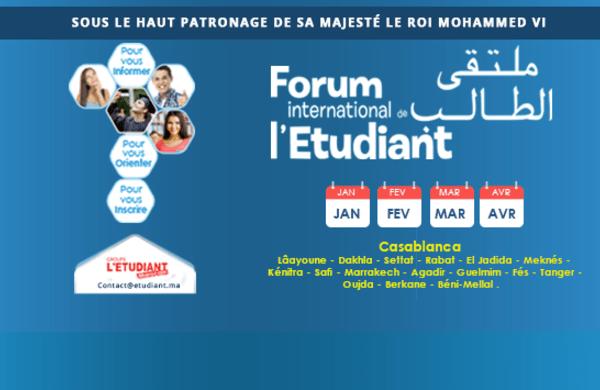 11ème édition du Forum de l'étudiant