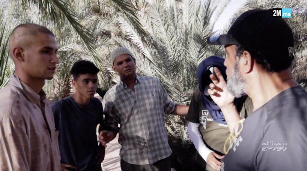 Vidéo : Les coulisses du tournage du film «Ettabaa» de Rachid El Wali dans la région de l'Oriental